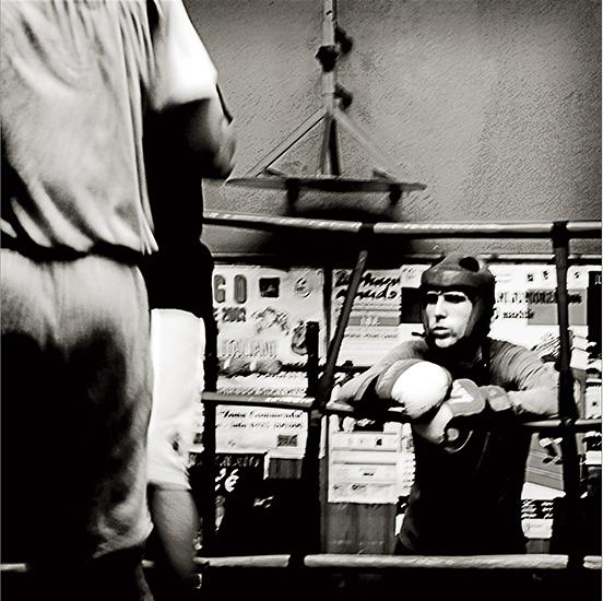 corrido de boxeo